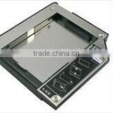 12.7 Aluminum Case Material and Stock Products Status 2nd Hard Disk Drive Caddy