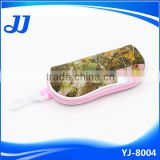 2015 New style women neoprene zipper glasses case pink camo eyeglass case                                                                         Quality Choice