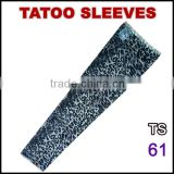 TS61 Favorites Compare 92% nylon and 8% spandex multi colors customized logo fake tattoo sleeves