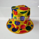 OEM cheap wholesale halloween party man hat clown hat for adults                                                                         Quality Choice