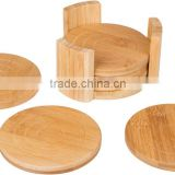 Beautifully Made Wooden Placemat Table Mat Anti-hot Pad Wooden Coaster,handmade beer glass table mats coasters
