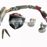 Samand Lock Set Door Lock Cylinder Ignition Starter Switch Trunk Lock Auto Spare Part
