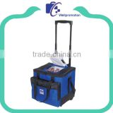 Extra large insulated foldable rolling cooler bag                                                                                                         Supplier's Choice