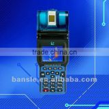 Color Screen Fingerprint Handheld Mobile POS with Thermal Printer KO-EH18