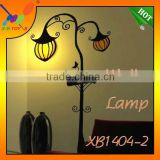 Factory Sell Cute Orange Pumpkin Light Bed Room New Fashion Wall Light