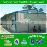 environment prefab house & modular home & moblie house for construction site prefabricated house plans
