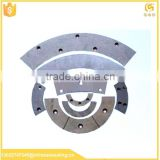 brake shoe Machine tool equipment friction plate