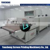 Top Screen Printing Uv Curing Tunnel Dryers