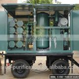 Advanced Lube Oil Filtering Regeneration Plant