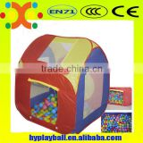 Air Filled Phthalate-free Plastic Play Balls, Plastic Ball Pit Balls