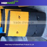 Hang-Ao company is manufacturer and supplier of traffic safety rubber speed bump rubber speed bump and hump