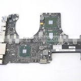 Free shipping 661-5479 A1286 Logic Board MC372 MC372LL/A I5-540M 2.53GHZ Mid-2010 820-2850-A 100% test worked perfect