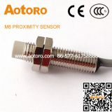 INquiry about AOTORO M8 proximity sensor TR08-2DP PNP non-flush type inductance sensor quality guaranteed