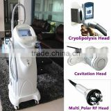 Body Contouring Newest Fat Freezing Cryolipolysis Machine/cavitation Vacuum Suction Slimming Beauty Equipment Increasing Muscle Tone