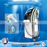 2000W IPL+ Diode Laser 2 In 1 Multifuntion Skin Care Permanent Facial Hair Removal With EMC LVD Test Repot Whole Body