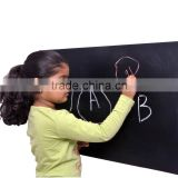 Blackboard Wall Sticker Removable Vinyl Sticker Decal with One Free Pen (45 x 200 cm)