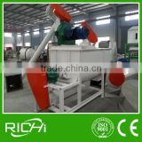 CE Turnkey Project Small Capacity Animal Poultry Chicken Feed Production Line