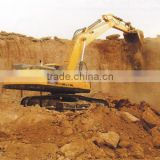 China 15T Hydraulic Excavator Price Excavator Rotating Bucket