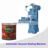 High Quality Seamer Sealer Automatic Food tin can machine