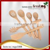 Wooden Spoons, Organic Bamboo Cutting Board Best Wedding, Birthday or Housewarming Gift Wood Chopping Bl