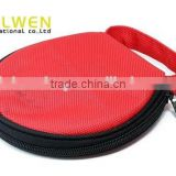 OEM Round CD carrying bag for 20pcs