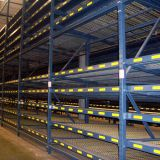 Gravity Flow Racking Carton Flow Rack Warehouse Storage Rack System