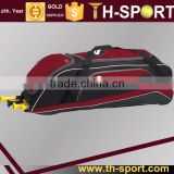 Extra Large Team Equipment Baseball Bag with Wheels