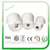 polyester sewing thread raw material sewing thread/factory directly sale high quality polyester sewing thread
