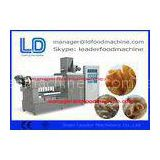 stainless steel Single Screw Extruder for snacks