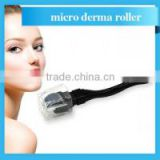 microneedling mesoterapy skin care derma rollering system with 600 microneedles and 360 degree rotating head NSR-540