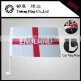 England Country Car Flags