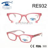 2017spring floral designs pink young style frame PC reading glasses