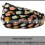 Cotton Various Black Printed Dog Leash