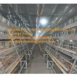 Venezuela Poultry Farming A Type Battery Small Chicken Cage & Day Old Chick Cage with Automatic Manure Clean Machine  in Chicken Shed