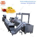 Factory Potato Chips Making Production Line/Potato Chips Making Equipment/High Efficiency Potato Chips Making Line