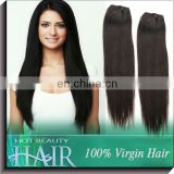 Hot Beauty Alibaba Express Virgin Straight Malaysian Weave Bundle