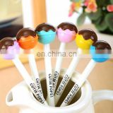 Chocolate Lollipop Shaped Black Ink Gel Pen