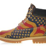 Timberland 6 Boot Supreme Stars - Stripes Wheat |Ecglobaltrade,WhatsApp:+8613950728298