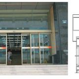 Very popular and hot sale TELESCOPIC AUTOMATIC DOOR