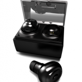 Wireless Mini Bluetooth Headset  portable  Invisible mini headphones With charging box