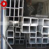 ms pipe bazhou galvanized steel square hollow section rectangular tube