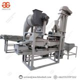 Newest Type Nut Shelling Acorn Sheller Pine Seed Cracker Indian Nut Peeling Pine Nut Processing Machine