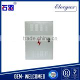 Customized distribution box/SK-6555/wall mount electrical cabinet weatherproof/waterproof outdoor telecom rack