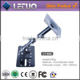 360 degree rotation bracket/curtain wall bracket / Private Dinning sound box special hanger / speaker wall bracket