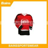 Make your own logo cheap ice hockey jerseys china&ice hockey practice jerseys wholesale