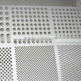 Aluminum Perforated Metal Mesh/Aluminum Perforated Metal/Decorative Aluminum perforated metal