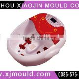 home appliance plastic injection foot massage tub mould