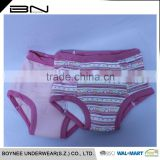 Factory Design Available 0-3 Year-old Softexible OEM Kintted Children In Underwear Pictures