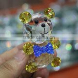 popular crystal bear figurine
