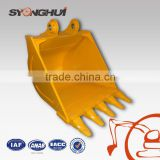 construction machinery mini excavator buckets for sale / heavy duty bucket EC240 EC320 EC210
